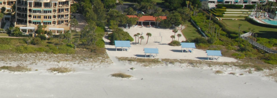 Bay Isles Beach Club Aerial