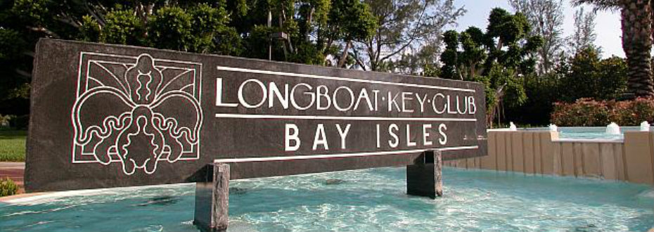 Bay Isles Entrance